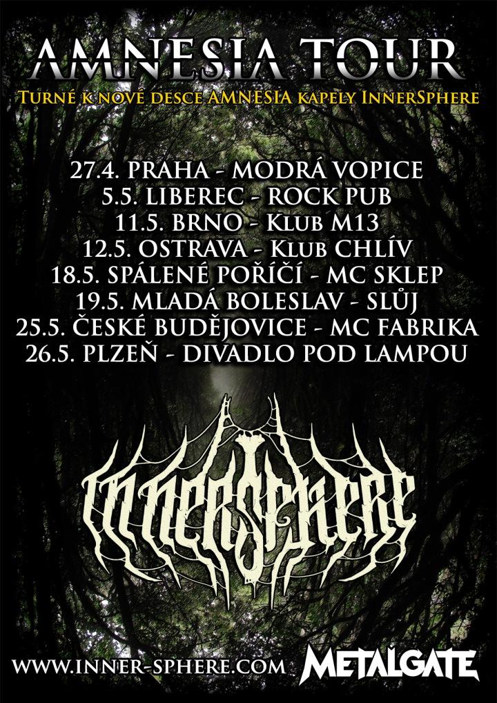 Amnesia Tour 1