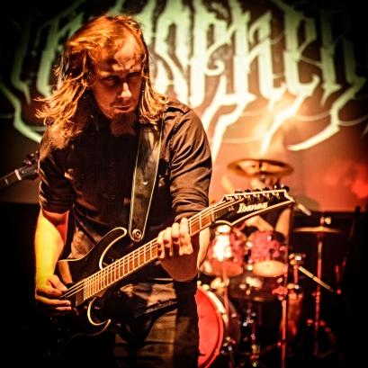 Amnesia tour 2018 - Plzeň; photo: Jiří Platzer