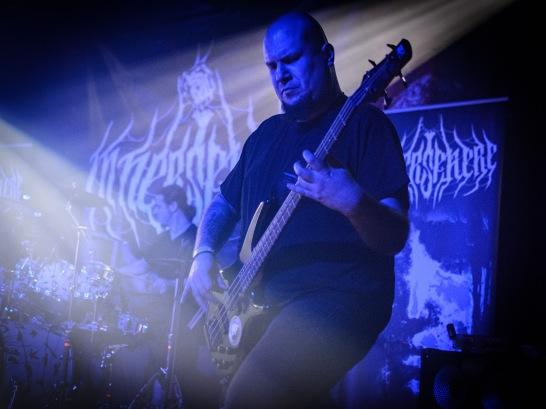 Within Destruction tour - Praha; foto: Jiří Platzer