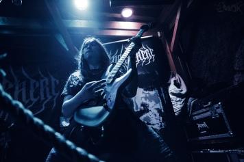 Flame of Rebellion tour - Ružomberok - 2/2020. Photo: ZMOK
