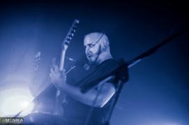 Within Destruction tour - Wroclaw - 12/2019; photo: Monika Wawryziak
