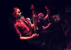 Flame of Rebellion tour - Praha - 2/2020; photo: Jiří Platzer