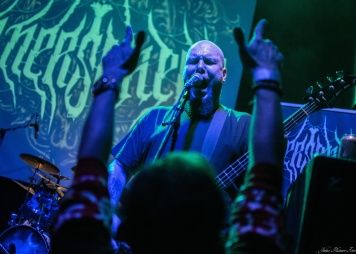 Flame of Rebellion tour - Plzeň, 02/2020; Photo: Jiří Platzer